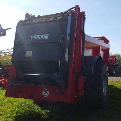 Epandeur à Compost Maral 170 22m3 Thievin